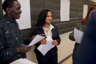 Natasha Bowman distinguished Professor of HR and Organizational Leadership