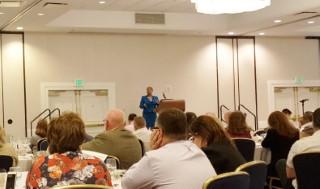 Natasha Bowman keynote speaking